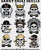 GC Skull Parade ohne Fond