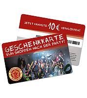 Gutschein-Karte 10 EUR