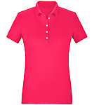 damen poloshirt stretch