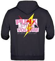Hooded Jacket Premium PUNX PINK