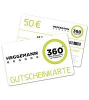 Gutschein-Karte 50 EUR