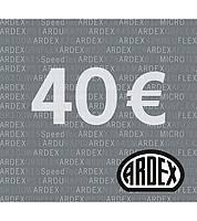 Gutschein-Karte 40 EUR