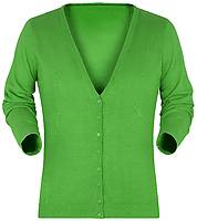 V-Neck Cardigan Damen