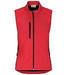 softshell vest women