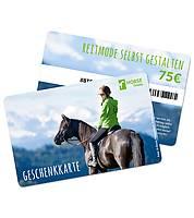 Gutschein-Karte 75 EUR